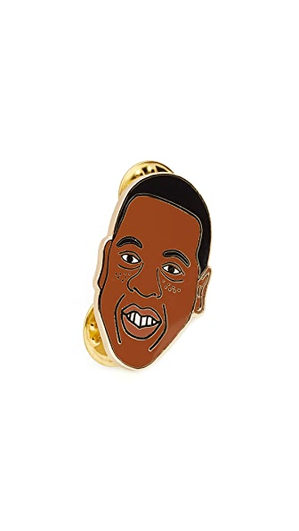 Georgia Perry Jay Z Pin