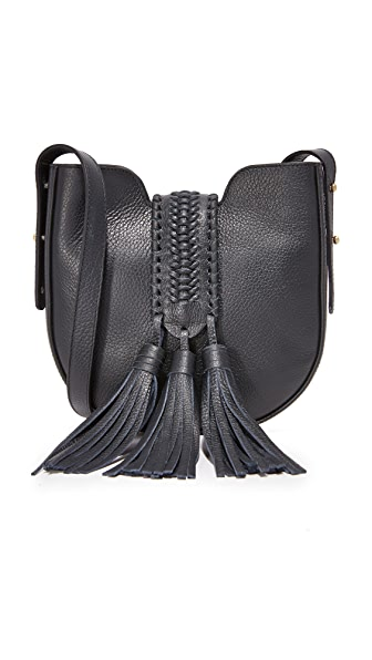 GRACE ATELIER DE LUX Baby Bohbo Bag - Black