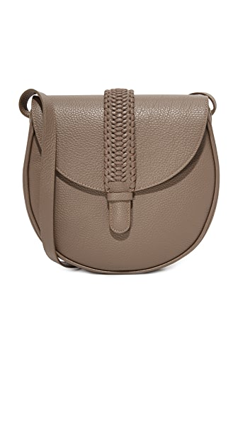 GRACE ATELIER DE LUX Gamine Saddle Bag