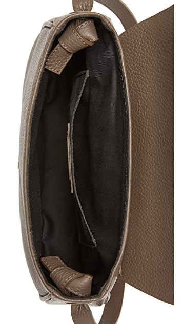 GRACE ATELIER DE LUX Gamine Saddle Bag