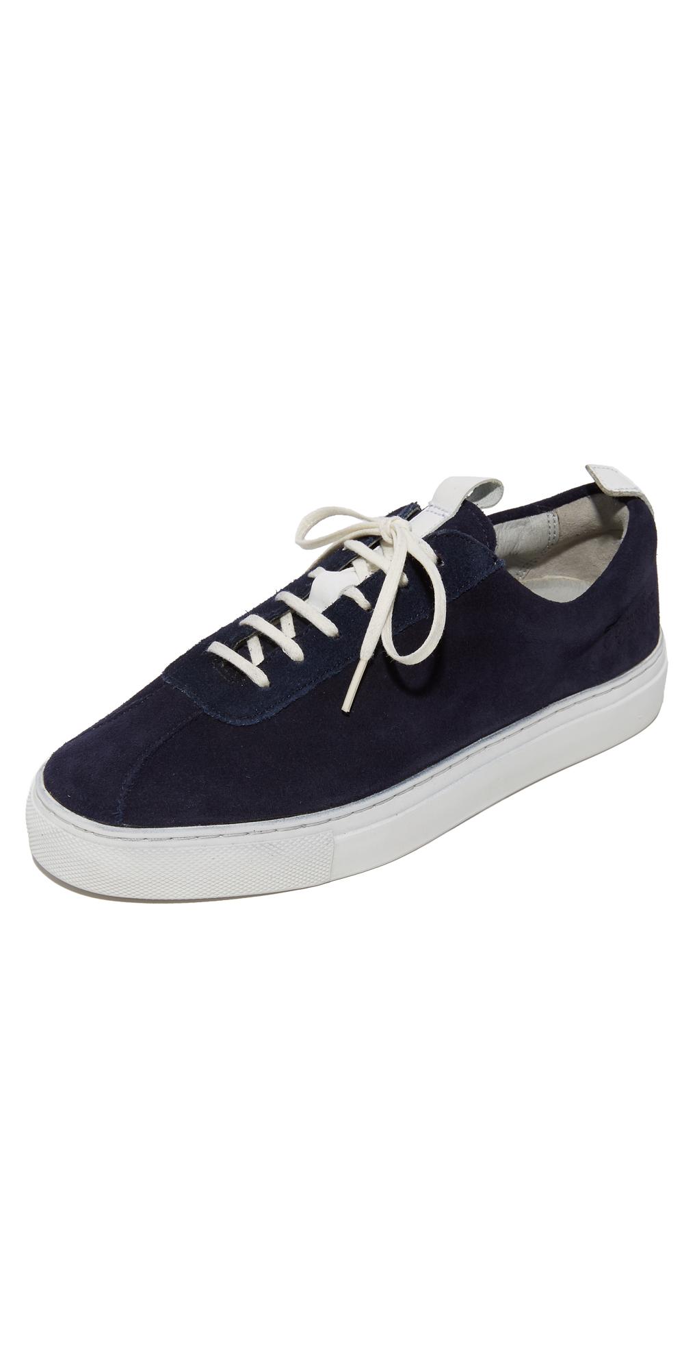 Suede Sneakers Grenson