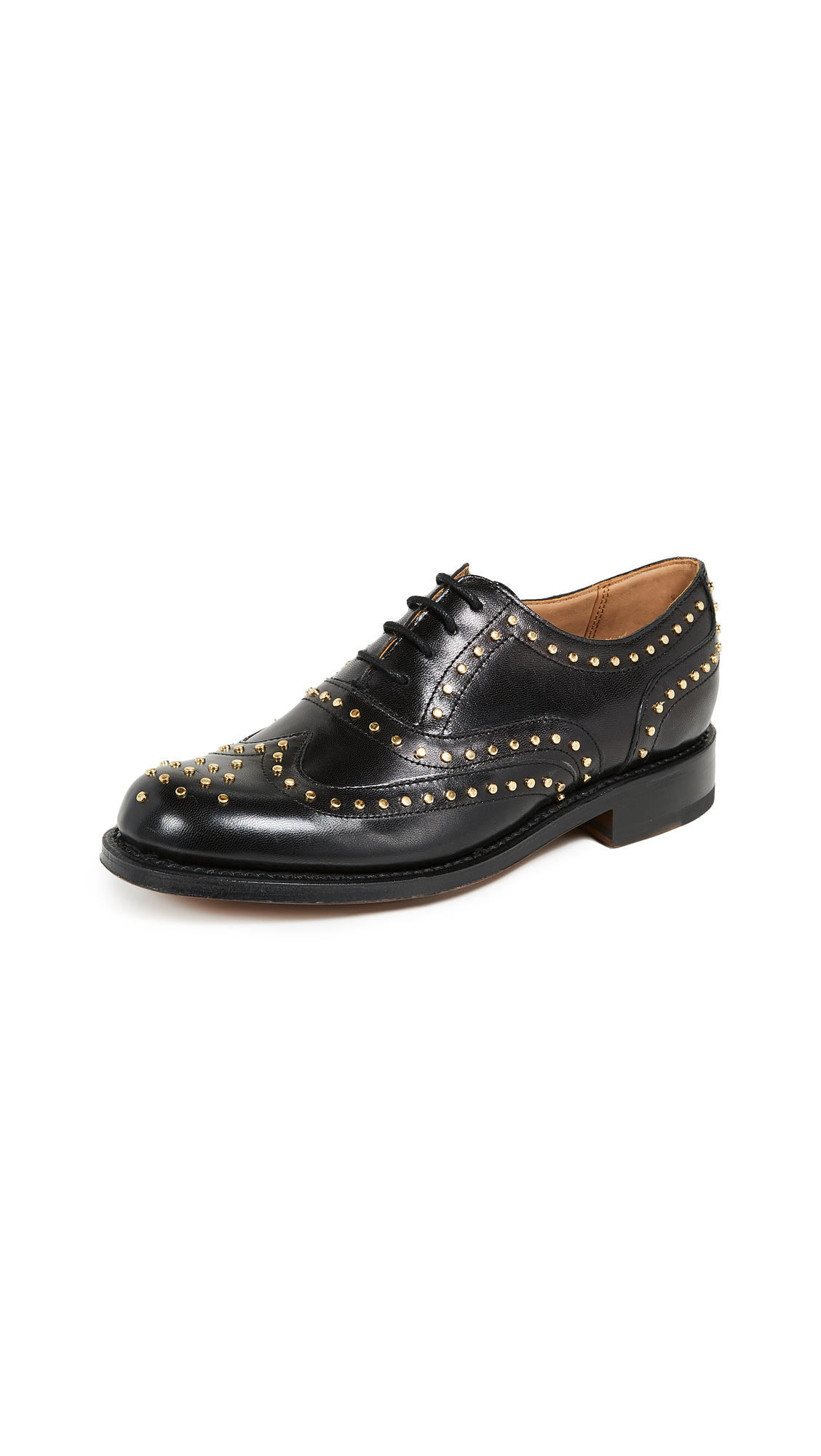 Grenson Rowena Oxford - Black
