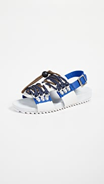 428089698f03 Chic Blue And White Shoes