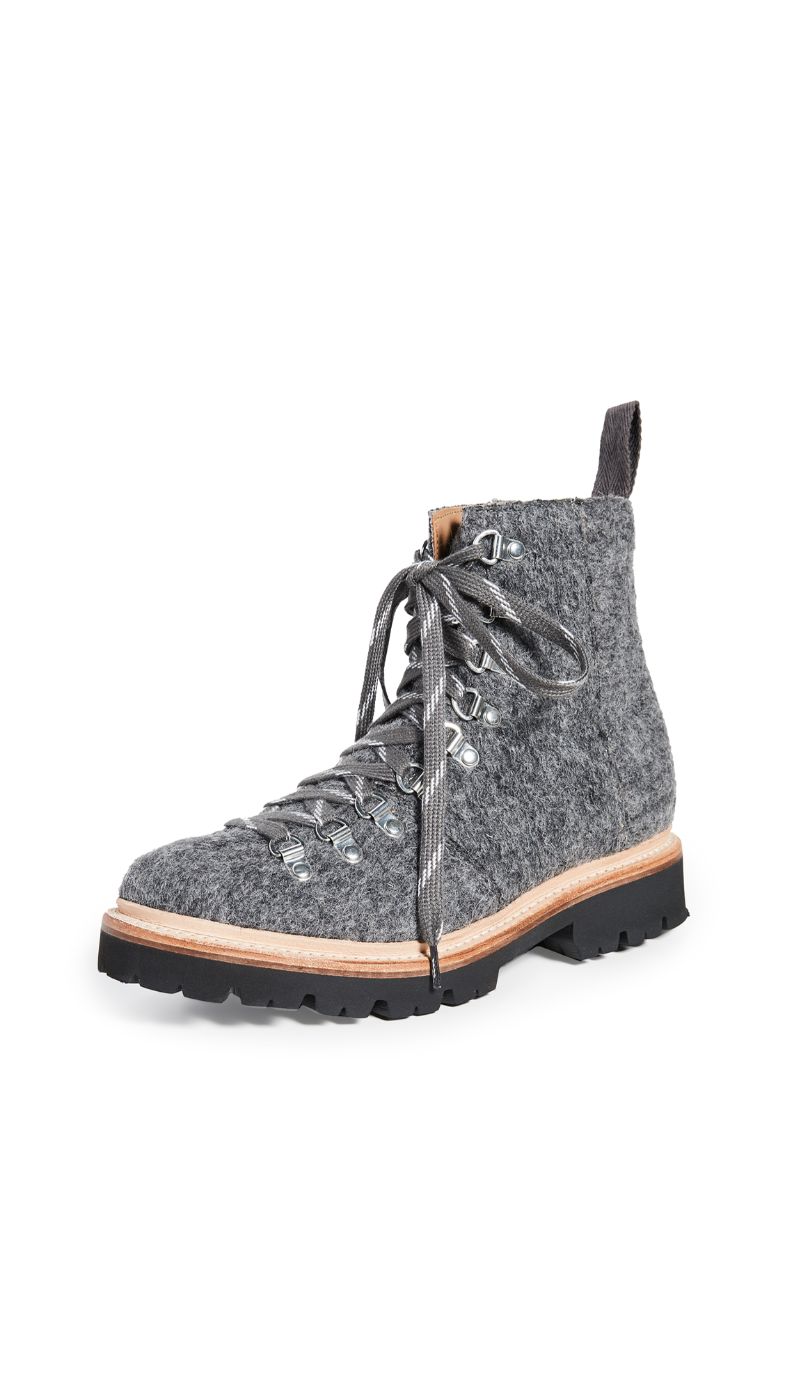 Buy Grenson online - photo of Grenson Nanette Combat Boots