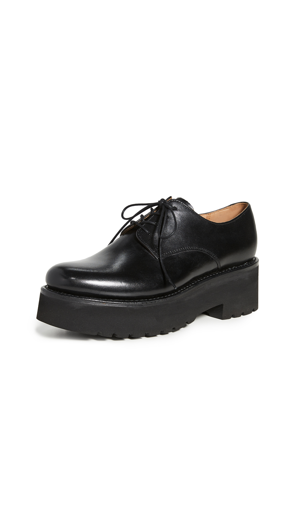 Grenson Eve Oxfords - 50% Off Sale