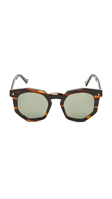Grey Ant Flat Lens Composite Sunglasses