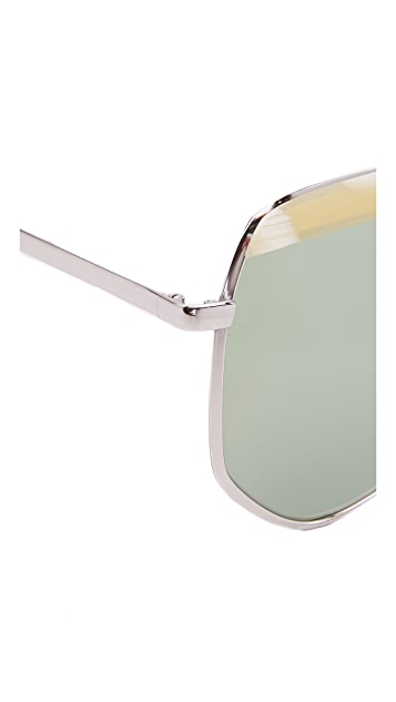Grey Ant Hexcelled Sunglasses