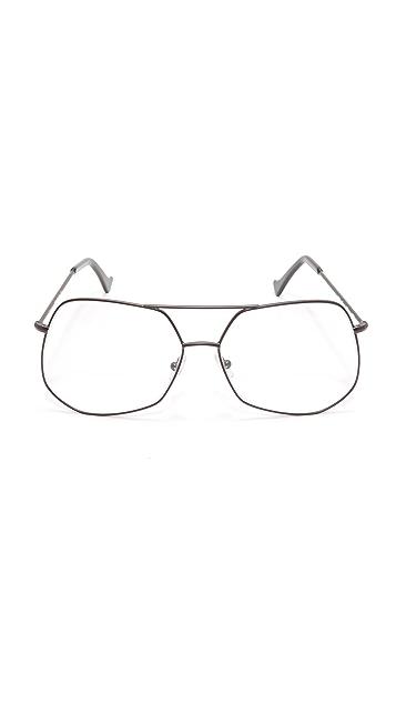 Grey Ant Mesh Glasses