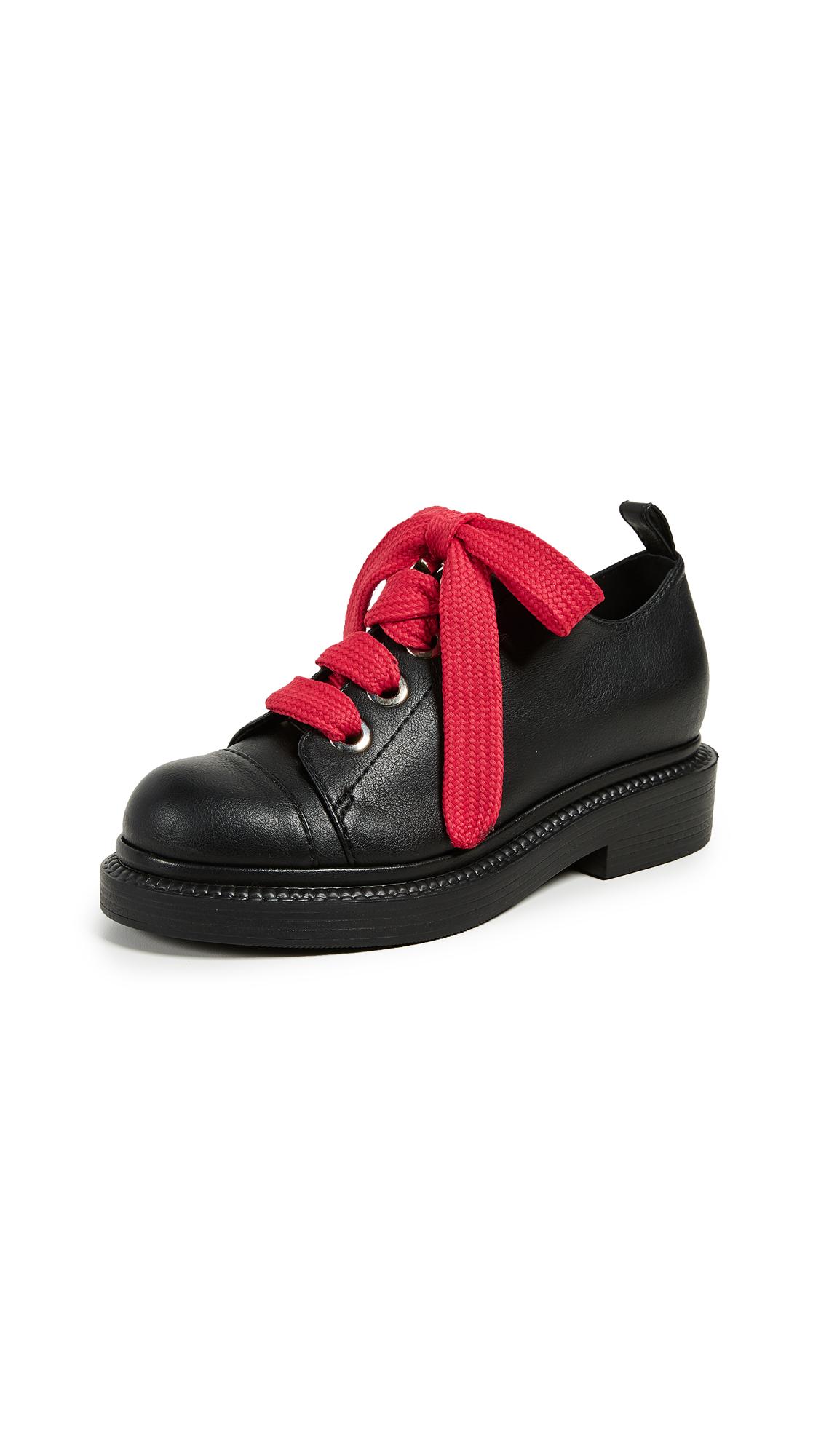 GREYMER Queen Sneakers in Roxy Nero
