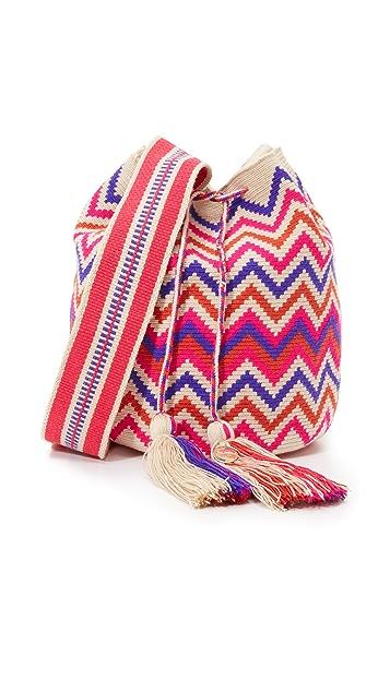 Guanabana Large Bucket Bag