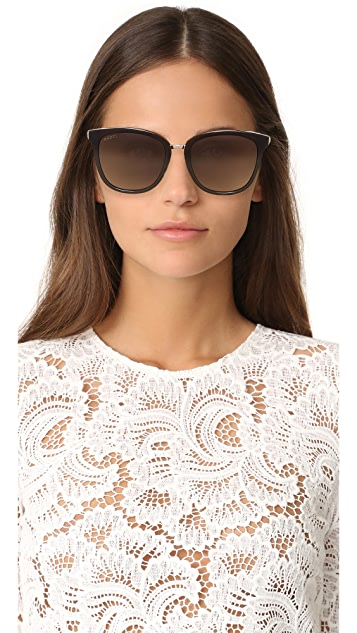 Gucci Decorness Oversized Sunglasses