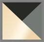 Gold Black/Grey Gradient