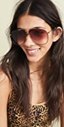 Gucci Light Glasant Sunglasses