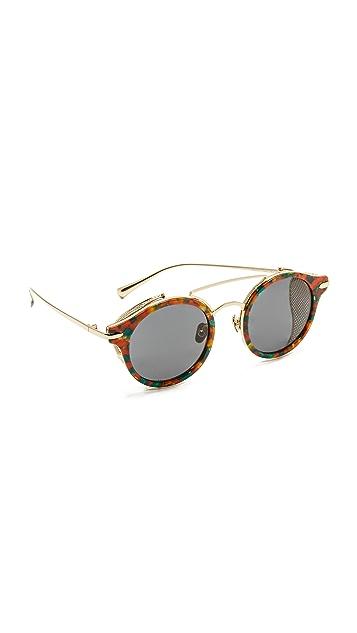 Hadid Eyewear Mile High Sunglasses