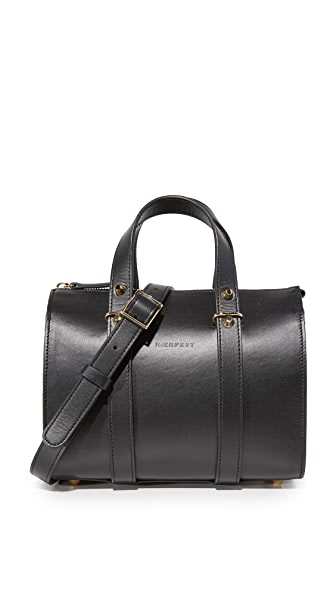 Haerfest Mini Eileen Boston Bag - Black