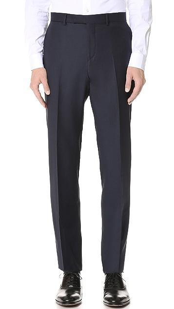 Hardy Amies Birdseye Brinsley Suit