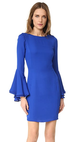 HANEY Alisa Long Sleeve Dress