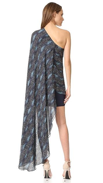 HANEY Amy Antelope Print Dress