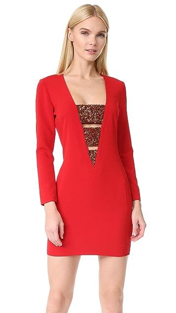 HANEY Daphne Long Sleeve Dress