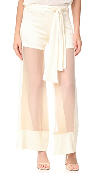 HANEY Lola Pants - Ivory