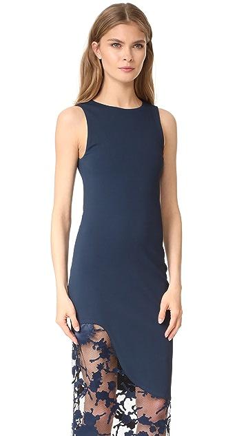 HANEY Natasha Sleeveless Dress