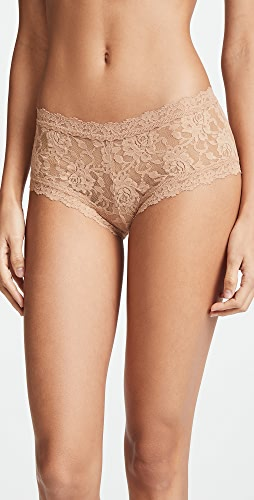 393d60f35d7 Hanky Panky Signature Lace Boy Shorts