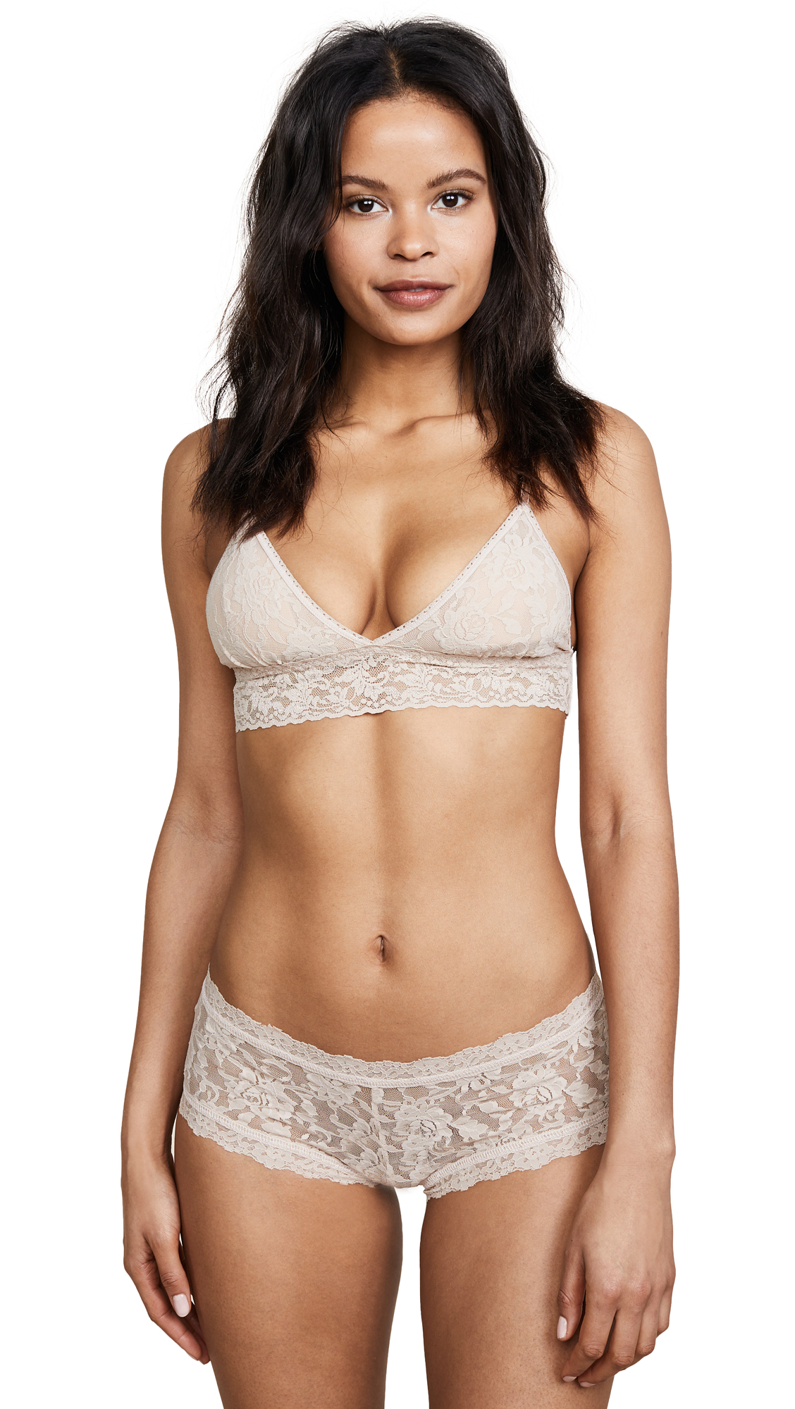 7cea4dc1ee352 Hanky Panky Signature Lace Padded Bralette