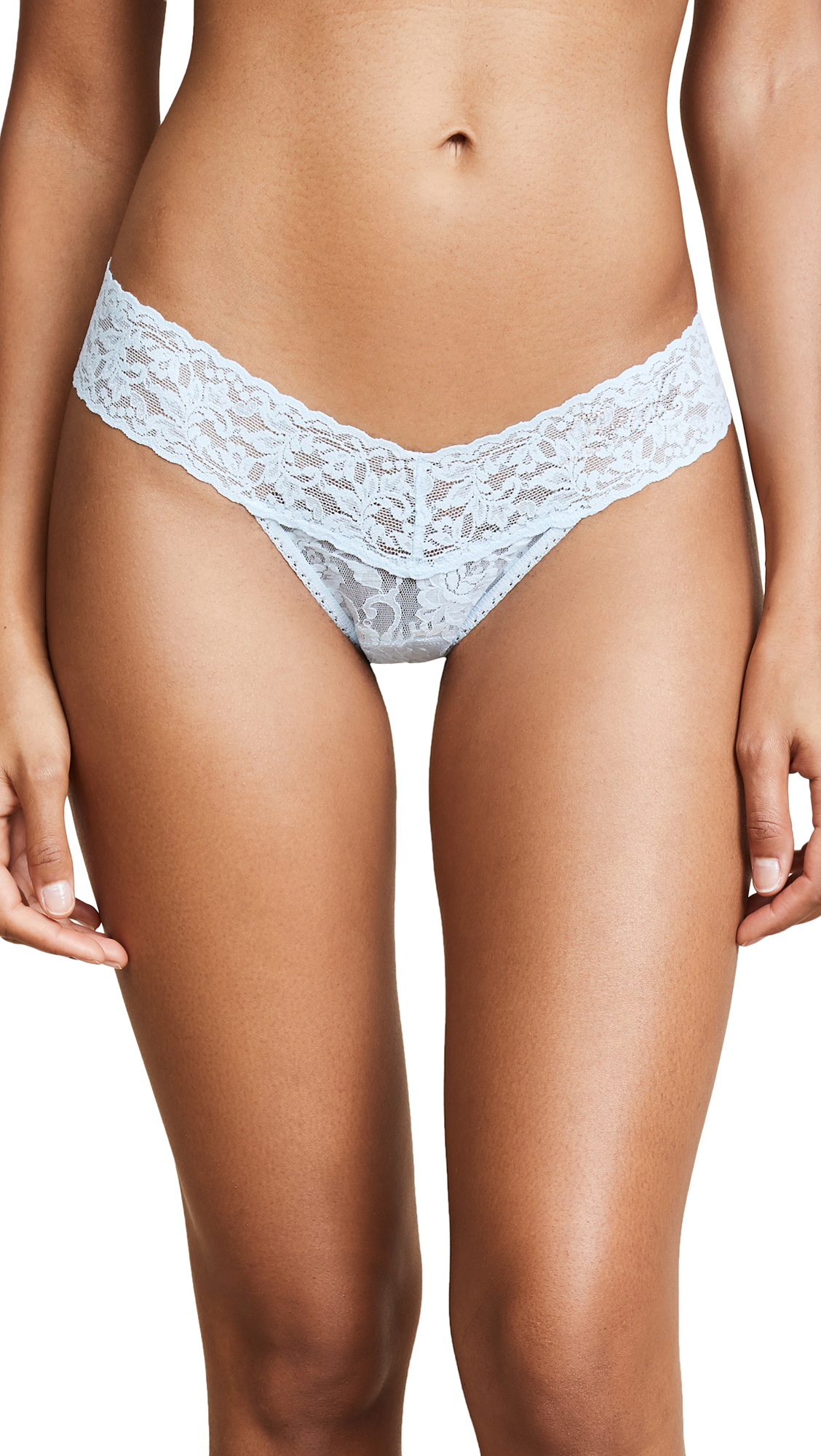 Hanky Panky Bride & Mrs Low Rise Thong 2 Pack