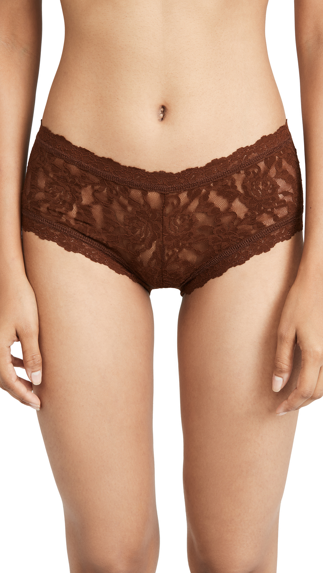 Buy Hanky Panky online - photo of Hanky Panky Signature Lace Boy Shorts
