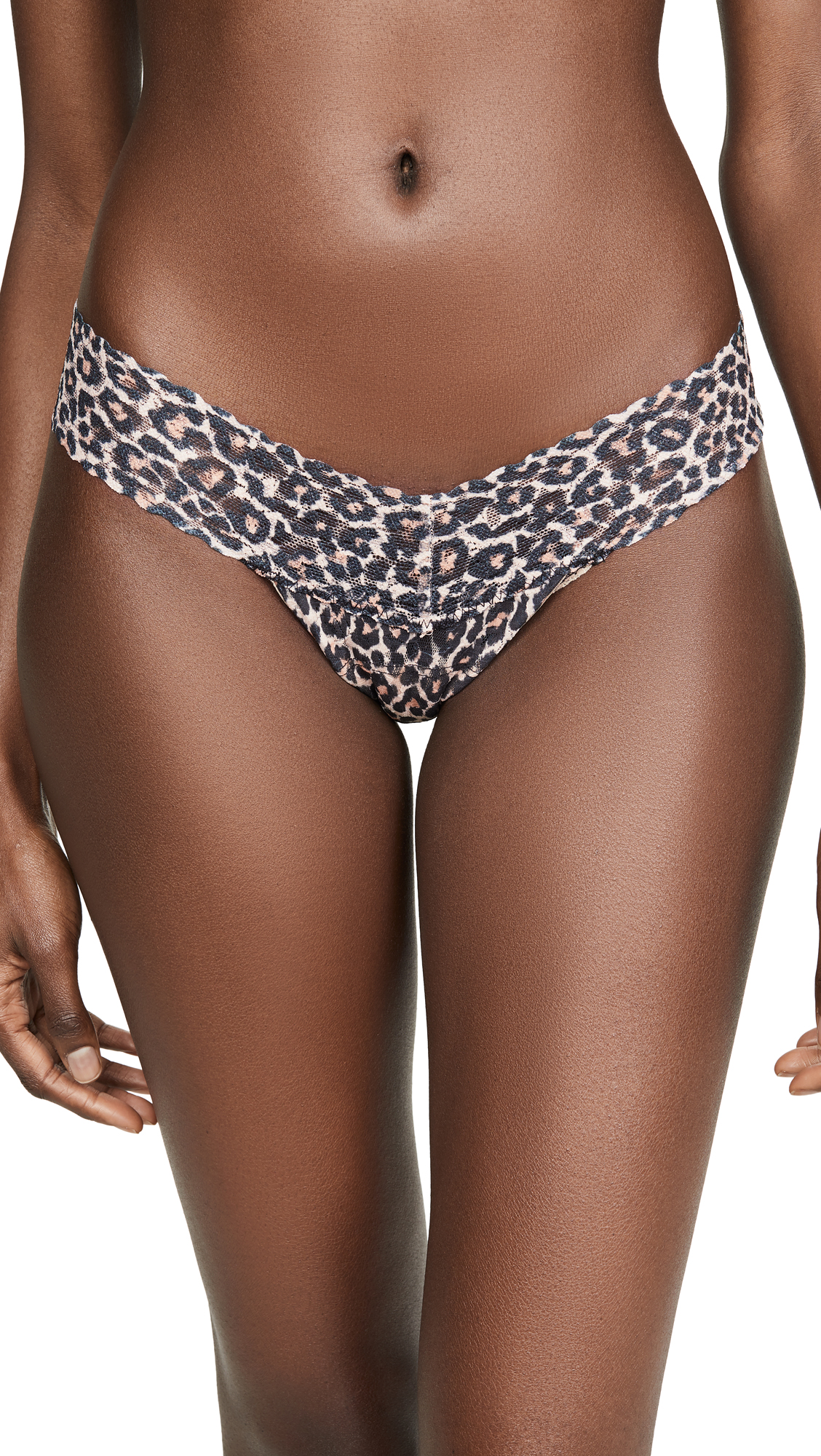 Buy Hanky Panky online - photo of Hanky Panky Classic Leopard Low Rise Thong