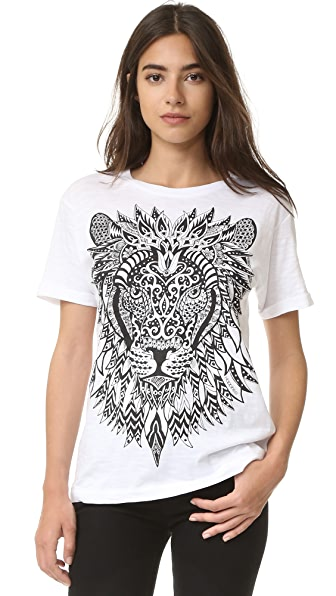 Happiness Lion Tee