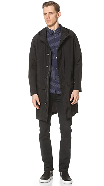 Harmony Matt Overcoat