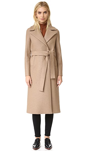 Harris Wharf London Boxy Duster Coat