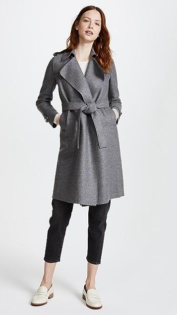 Harris Wharf London Trench Coat