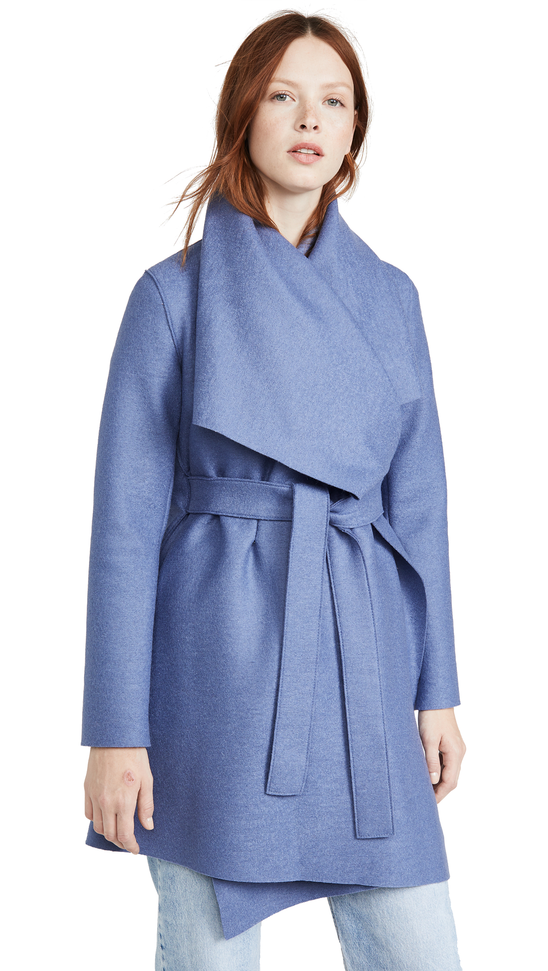 Buy Harris Wharf London online - photo of Harris Wharf London Blanket Coat