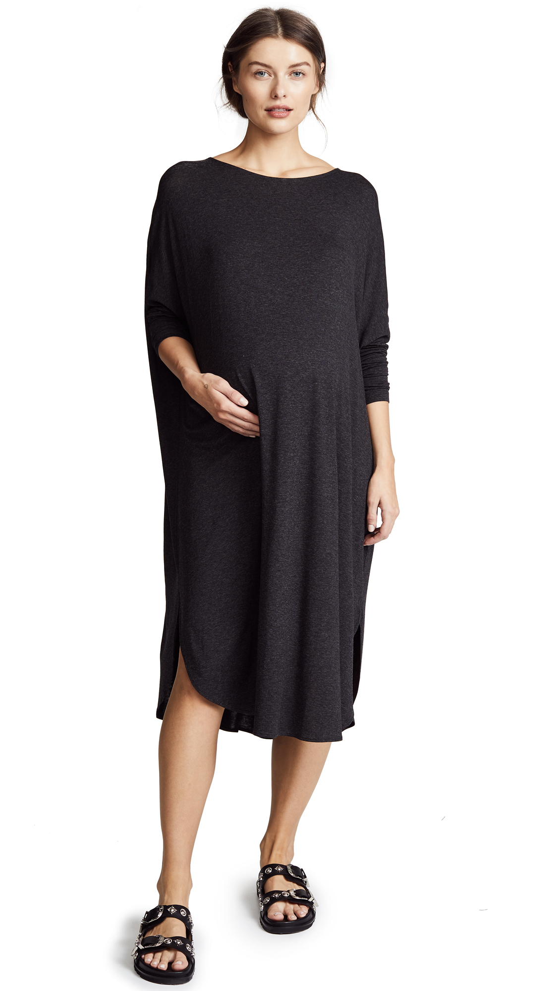 Buy HATCH online - photo of HATCH The Jersey Drape Dress