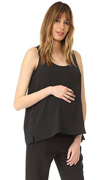 HATCH The Layering Tank In Black