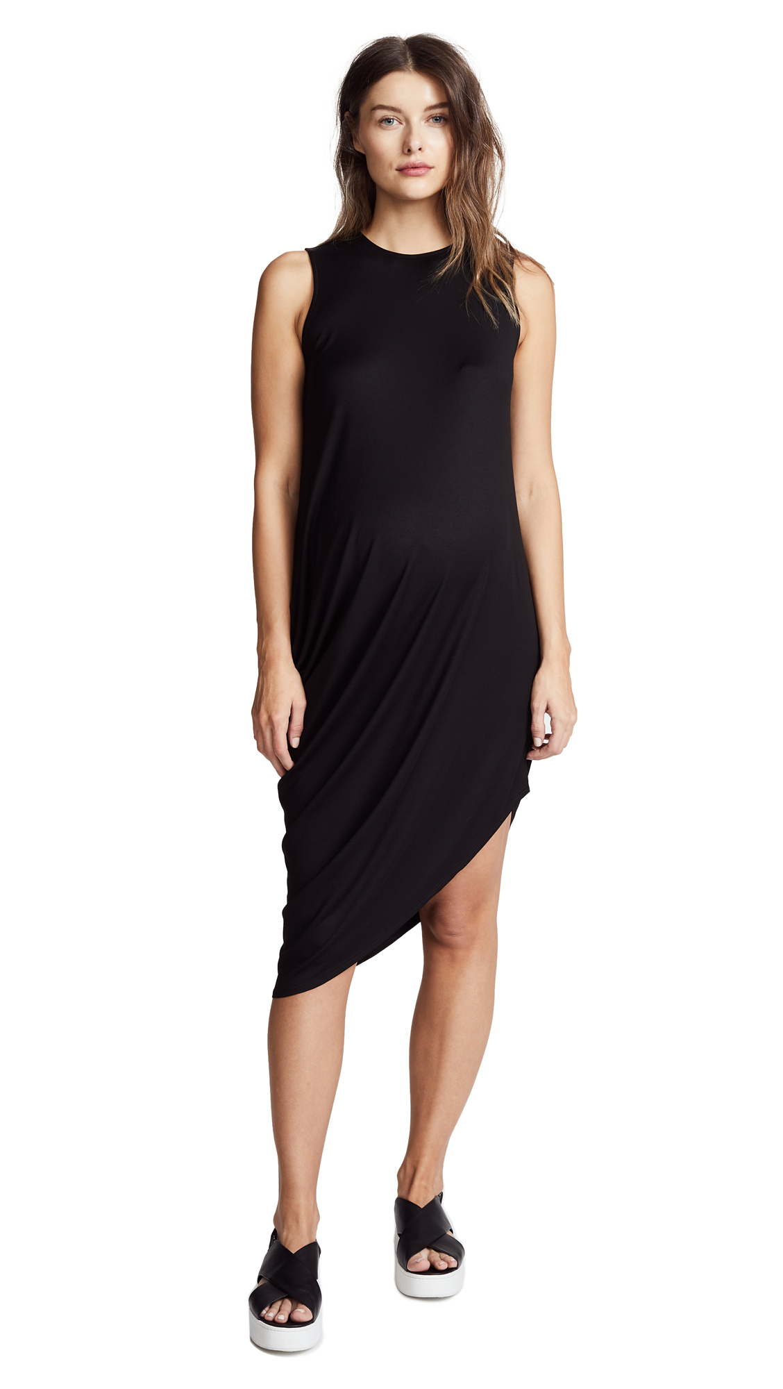 HATCH The Highline Dress In Black