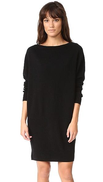 HATCH The Agyness Dress - Black