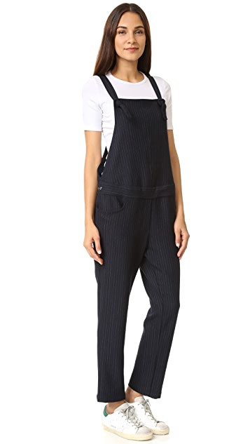 HATCH The Pinafore Overalls