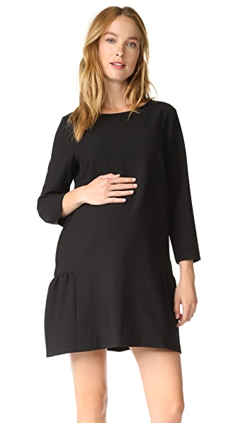 HATCH The Tulip Dress - Black