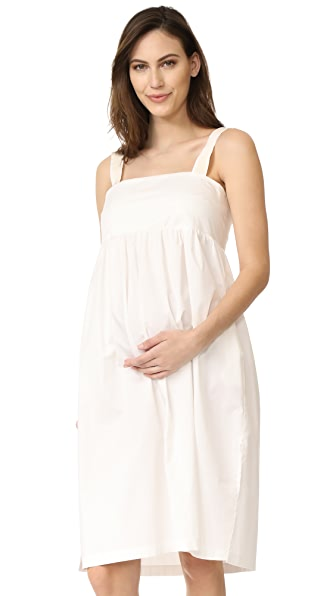 HATCH The Annabelle Dress - White