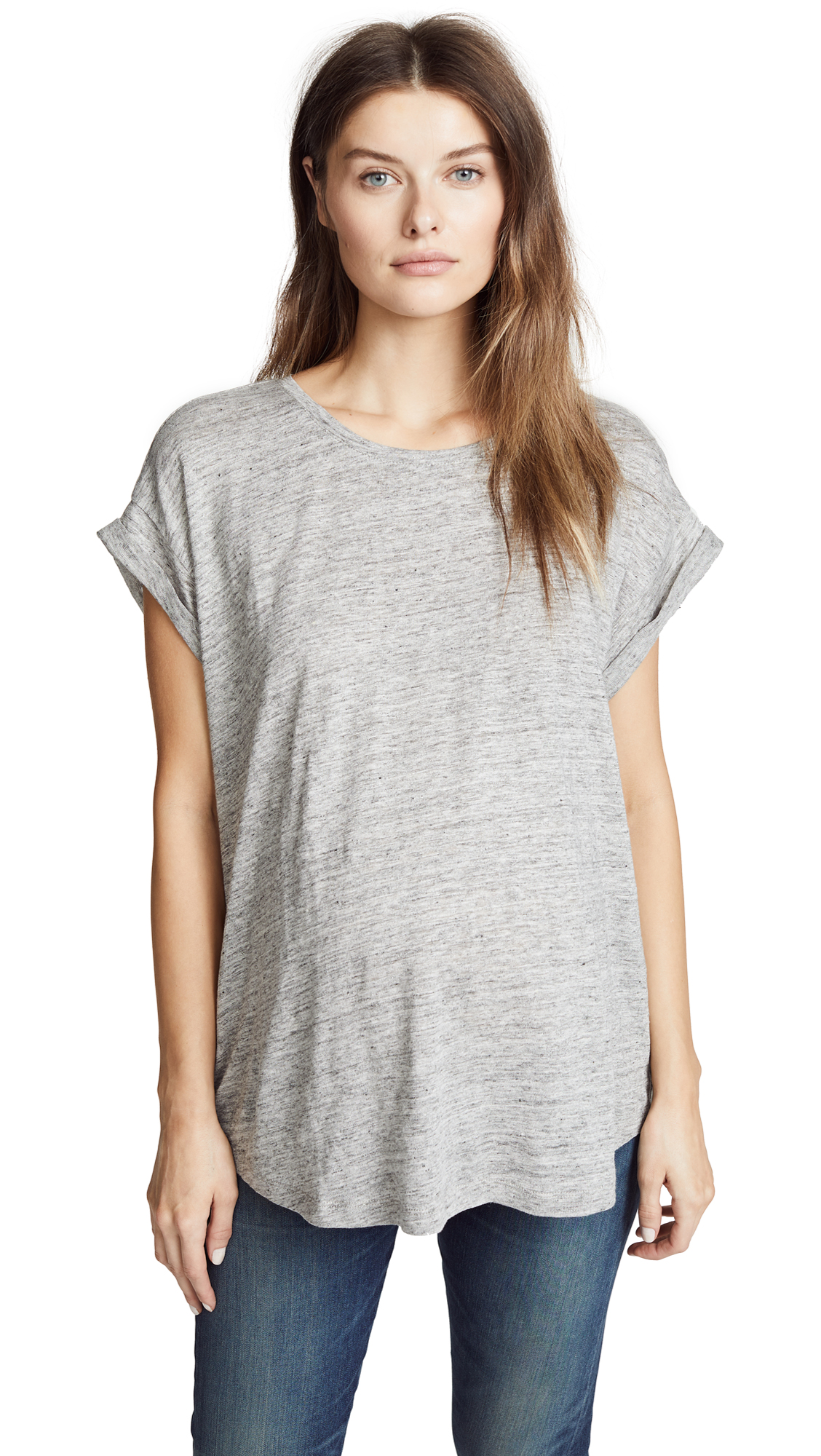 HATCH The Linen Circle Tee