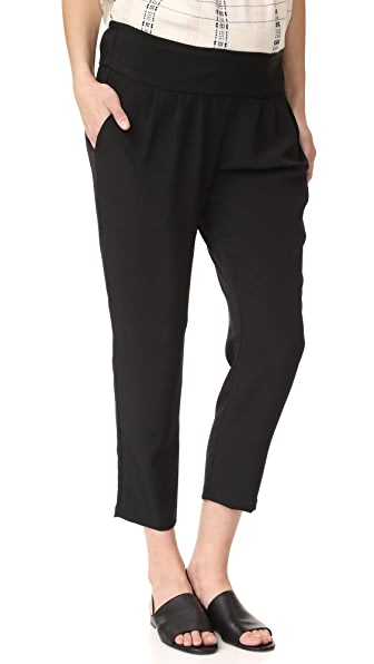 HATCH The Jensie Pants - Black