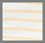 Yellow Ivory Stripe