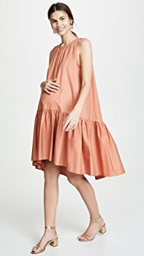 b98324fc1a892 HATCH. The Paloma Dress. $268.00 $268.00 $268.00. 62593 like it. Yumi Kim.  Maternity Midi Dress