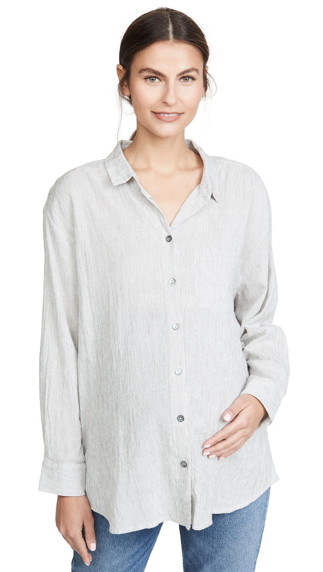 HATCH The Boyfriend Shirt - 30% Off Sale