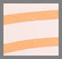 Blush/Marigold Stripe