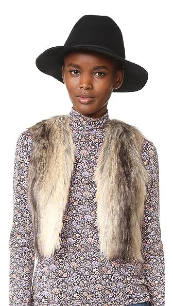 Hat Attack Wool Felt Hat