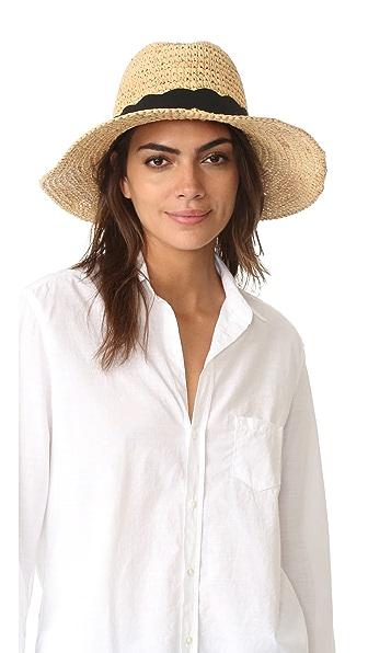 Hat Attack Плотная ажурная шляпа Continental